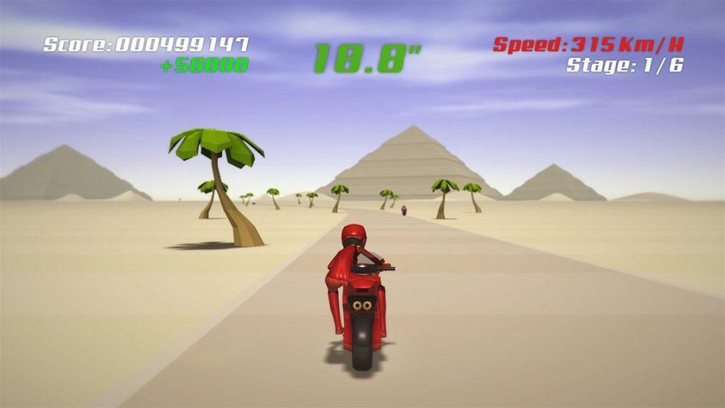 Super Night Riders Xbox One Review Screenshot 1