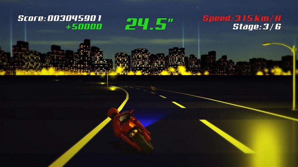Super Night Riders Xbox One Review Screenshot 2