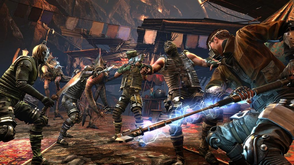 The Technomancer PS4 Review Screenshot 3