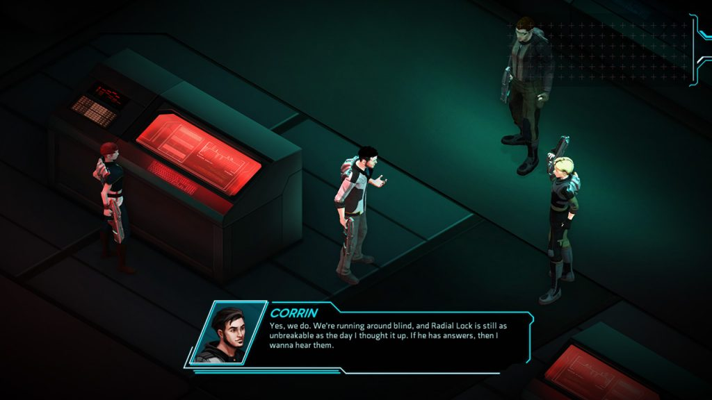 There Came an Echo PS4 Review Screenshot 2