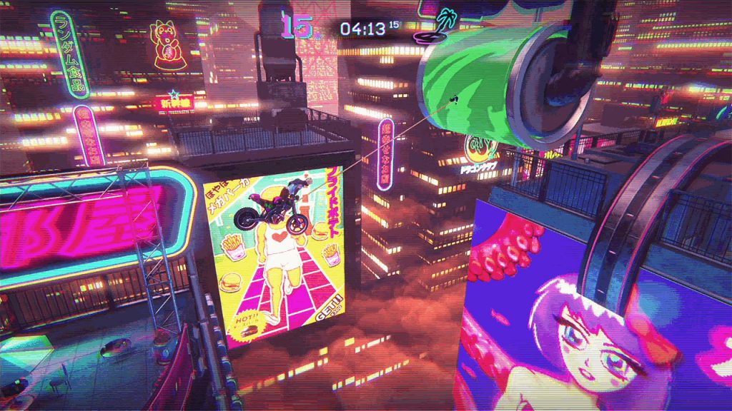 Trials of the Blood Dragon Xbox One Review Screenshot 3