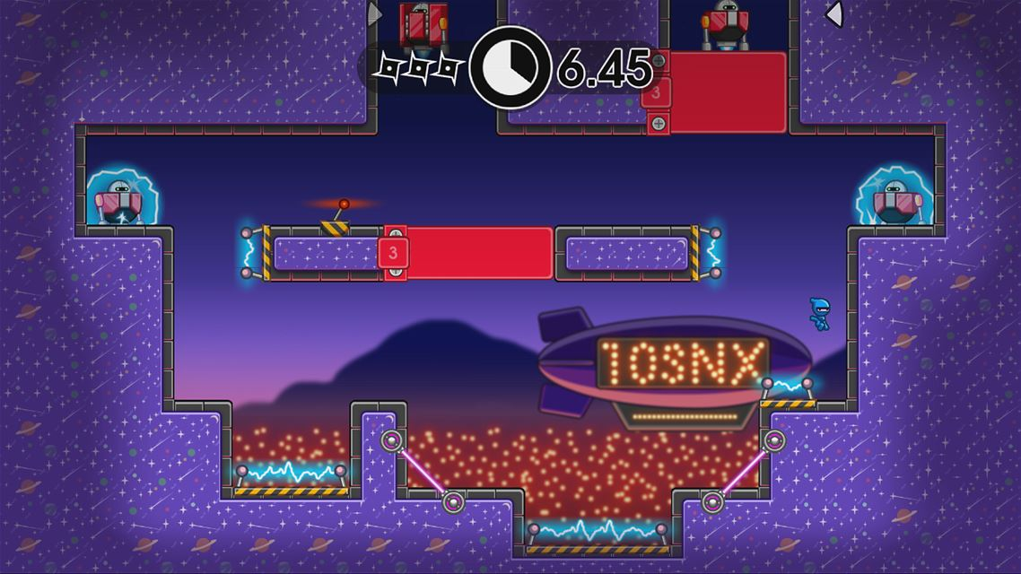 10 Second Ninja X Xbox One Review Screenshot 3
