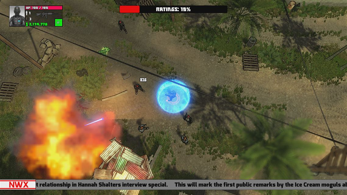 Action News Heroes Review Screenshot 1