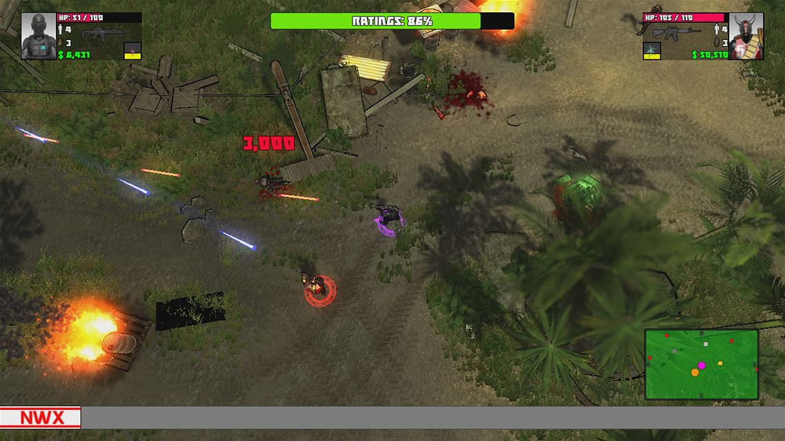 Action News Heroes Review Screenshot 2