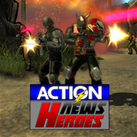 Action News Heroes Review