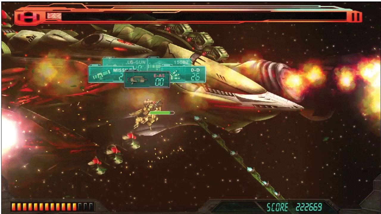 Assault Suit Leynos PS4 Review Screenshot 1