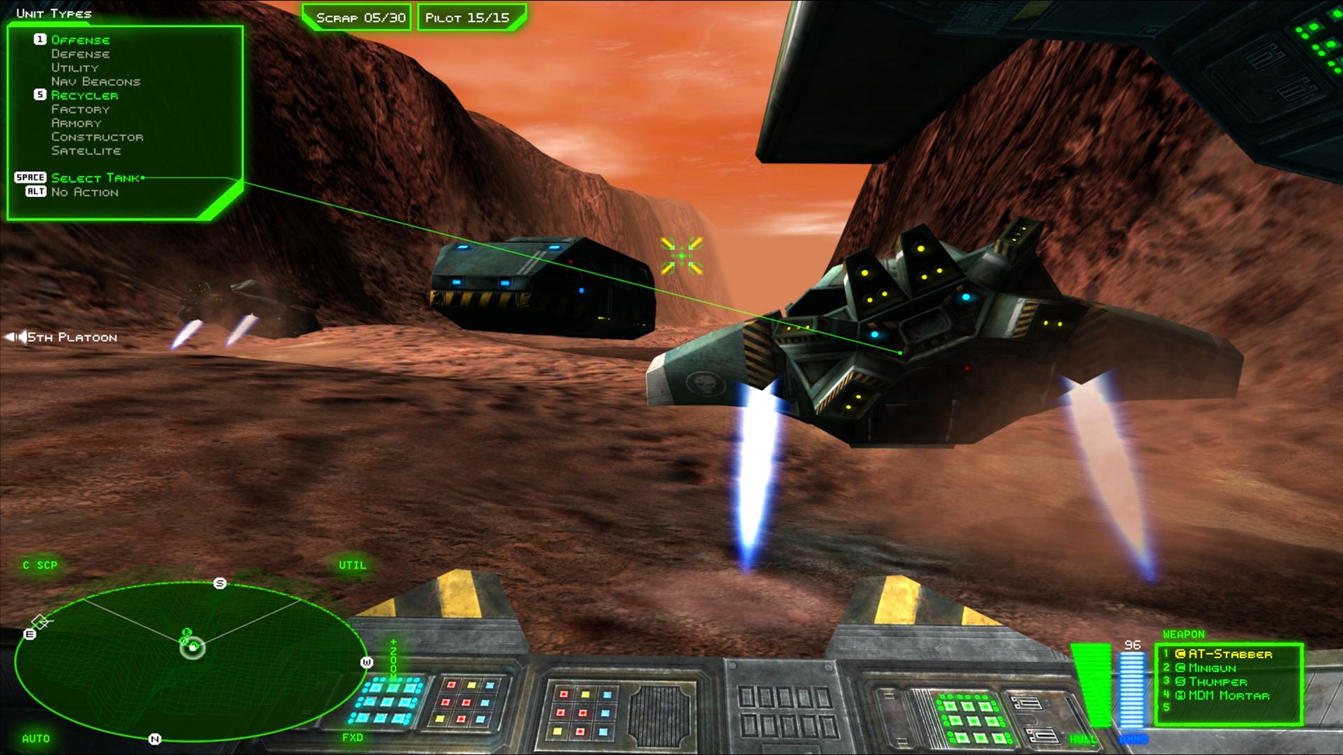 Battlezone 98 Redux Review Screenshot 2
