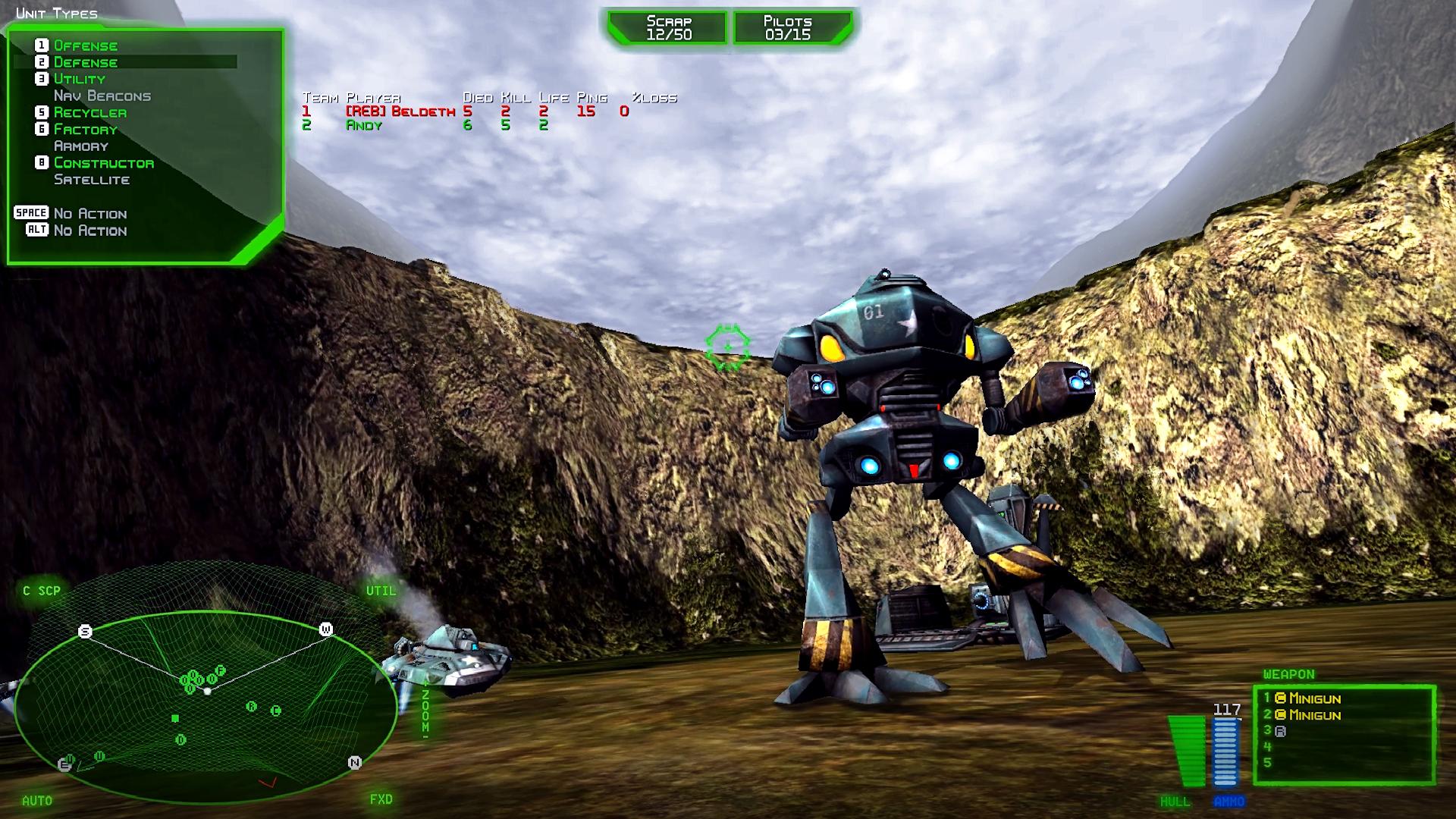 Battlezone 98 Redux Review Screenshot 3