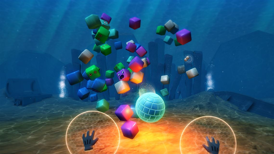 Boom Ball for Kinect Review Screenshot 2