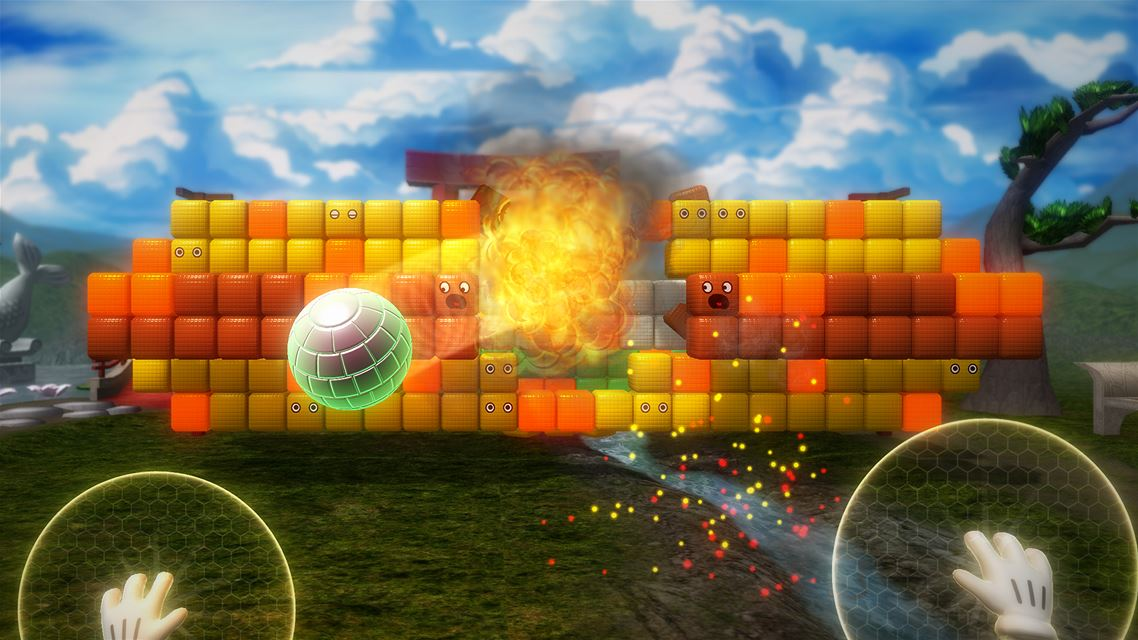 Boom Ball for Kinect Review Screenshot 3