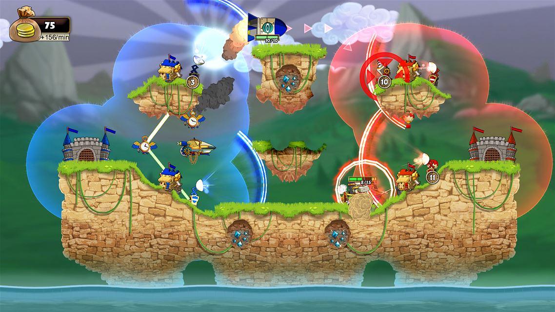 Cannon Brawl Review Screenshot 2