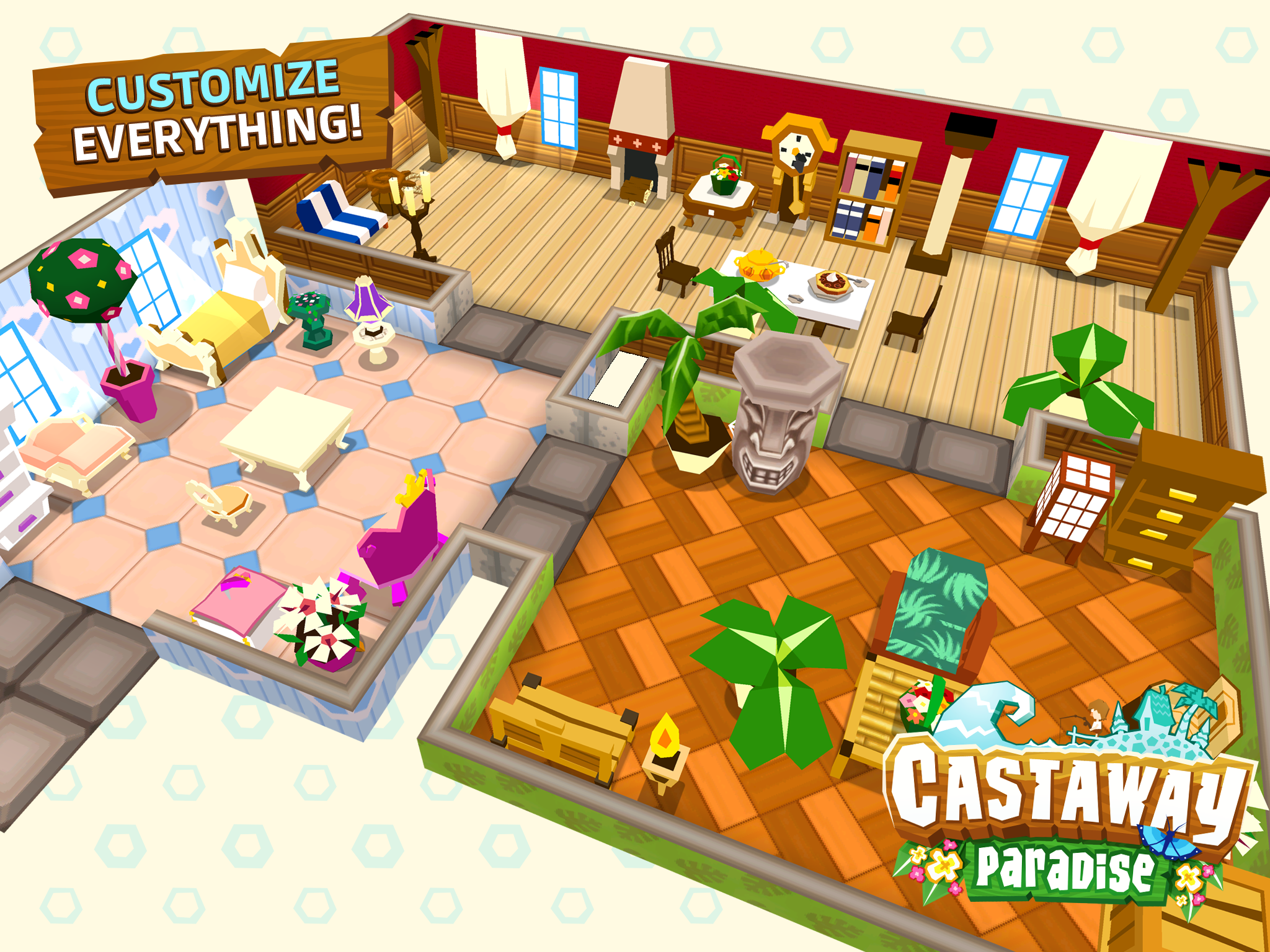 Castaway Paradise Complete Edition Review Customization Screenshot