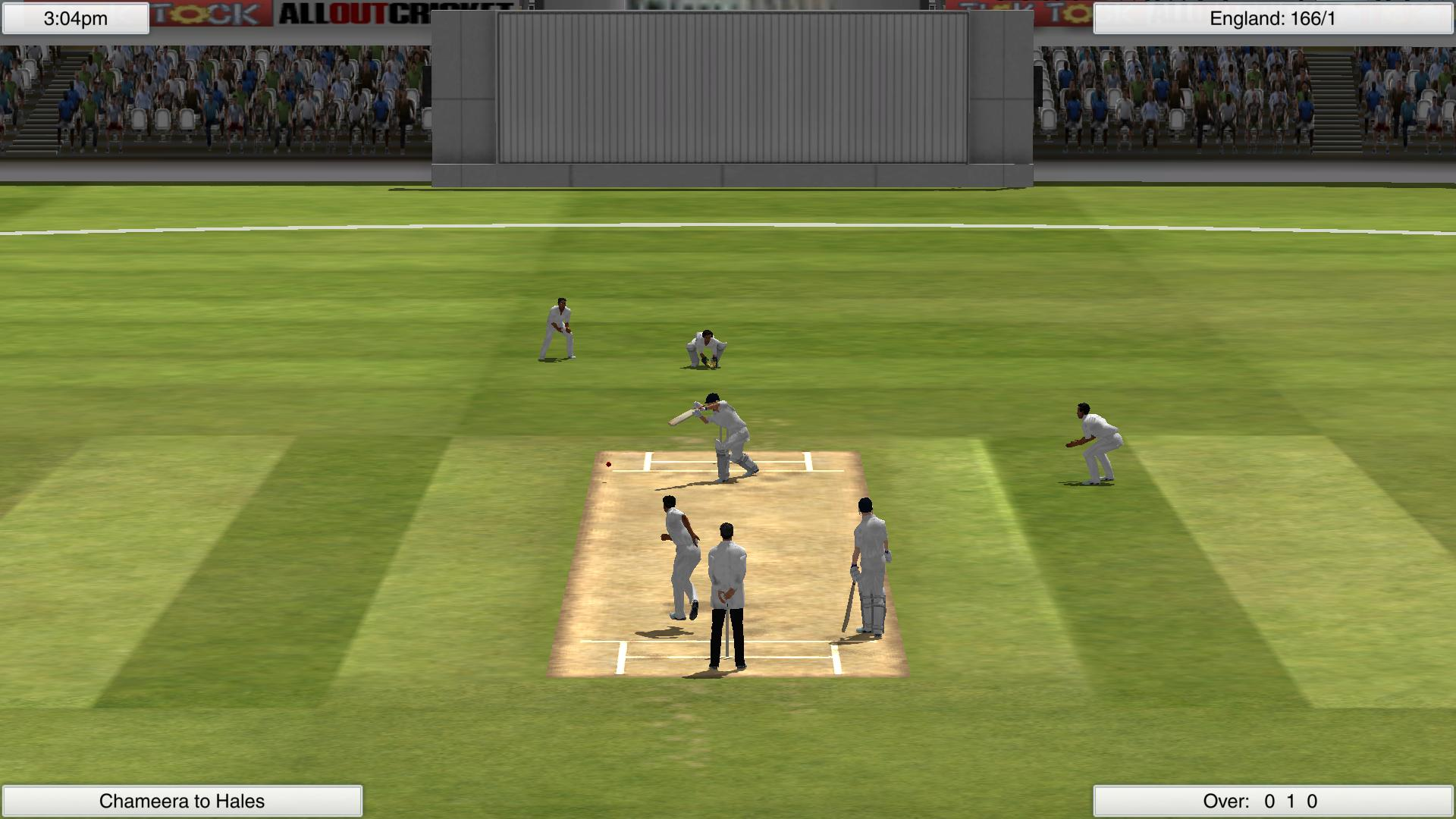 Cricket Captain 2016 Review Screenshot 1