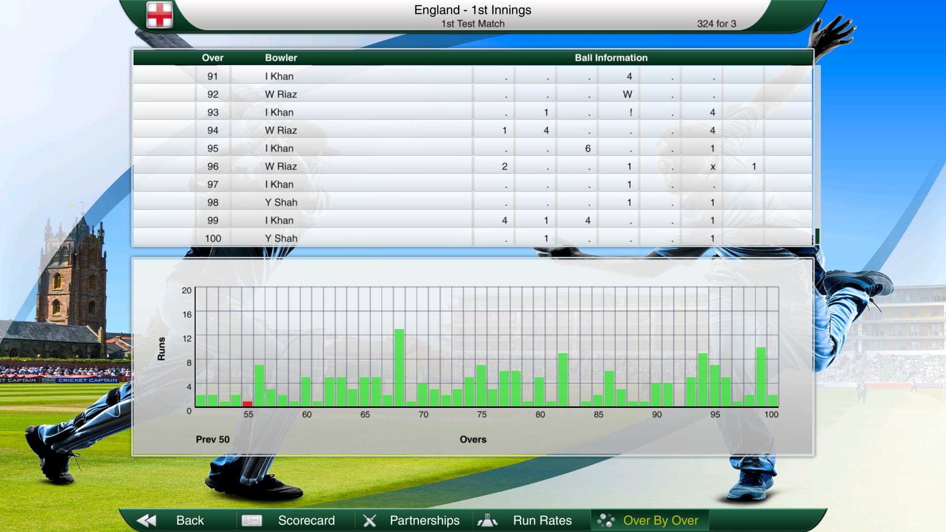 Cricket Captain 2016 Review Screenshot 3