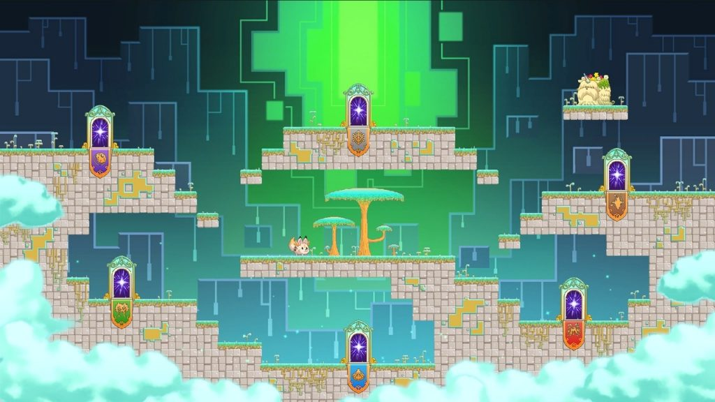 Dreamals Dream Quest Review Screenshot 1