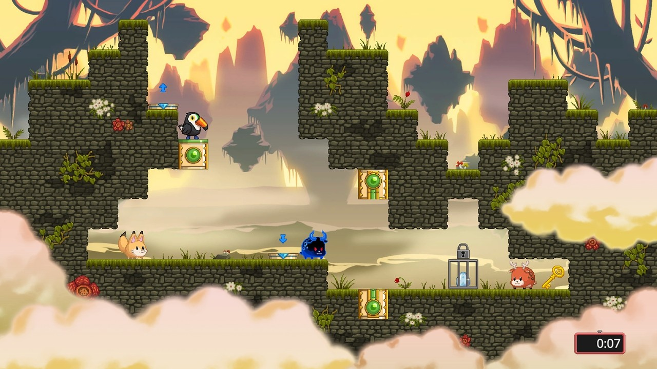 Dreamals Dream Quest Review Screenshot 2