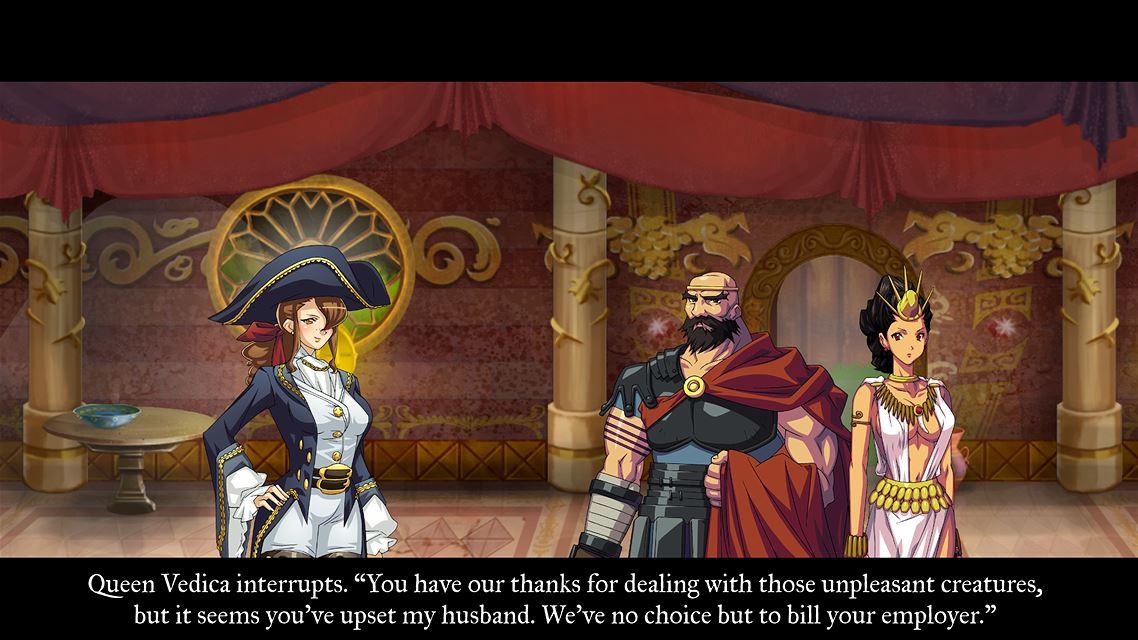 Dungeon Punks Review Screenshot 1
