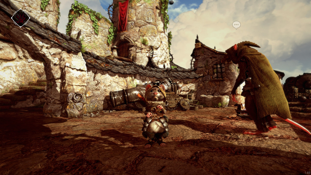 Ghost of a Tale Review Screenshot 1