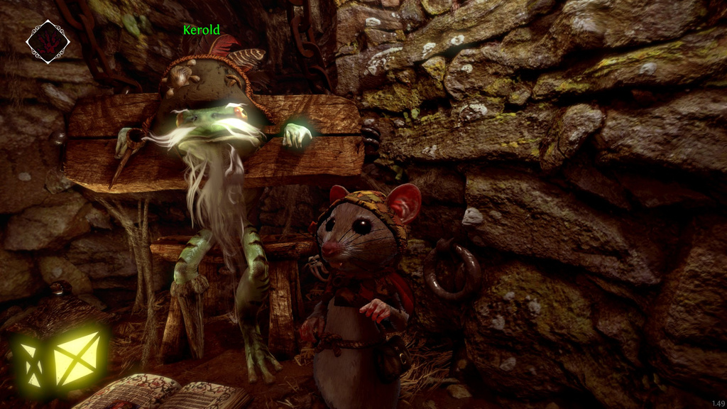 Ghost of a Tale Review Screenshot 2