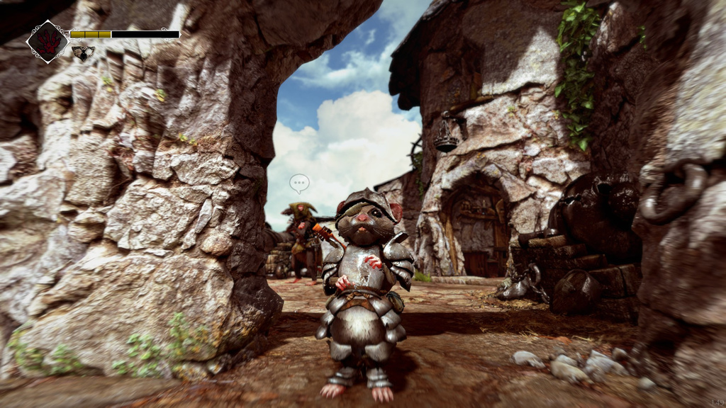 Ghost of a Tale Review Screenshot 3