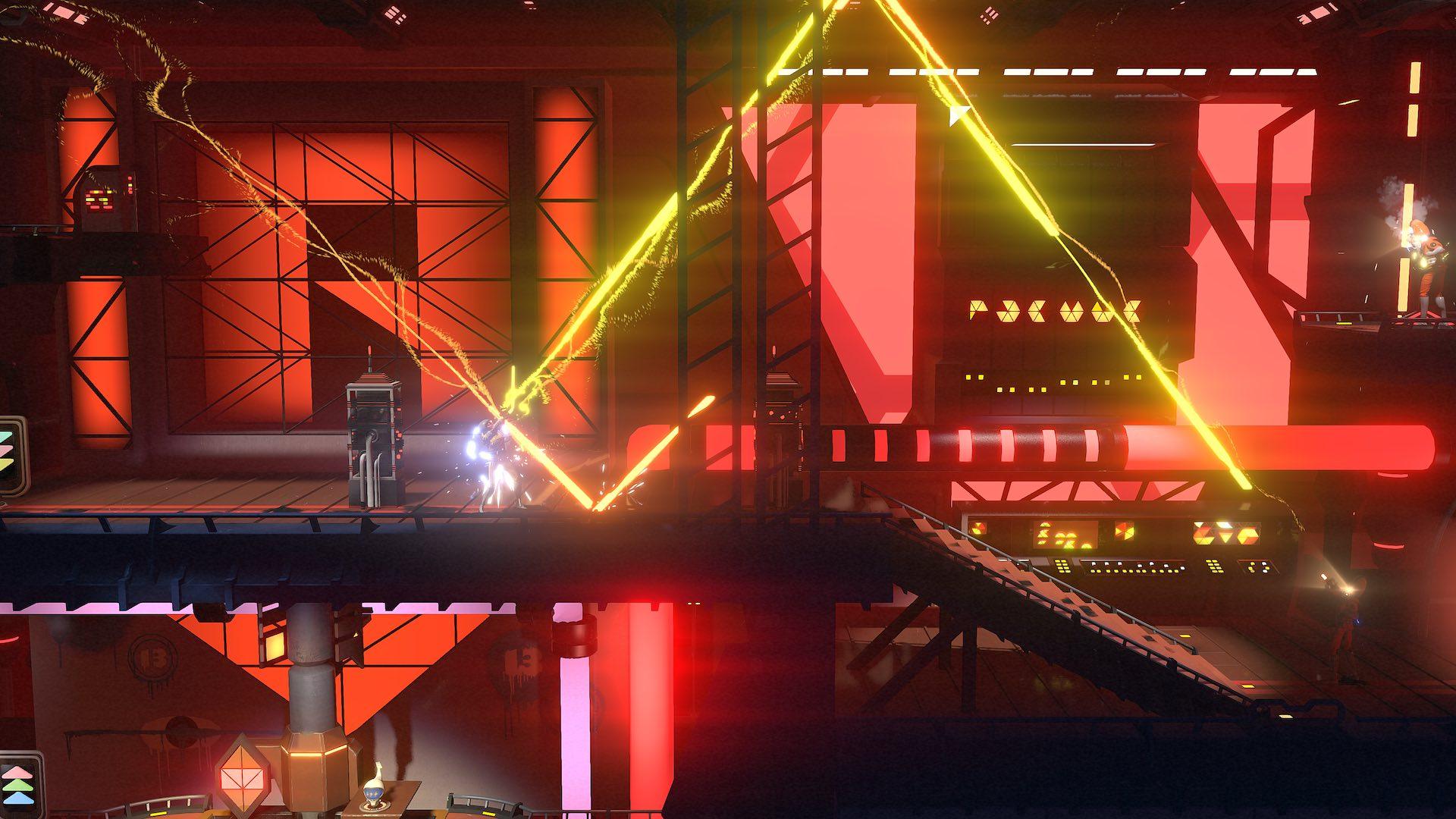 Headlander Review Screenshot 3