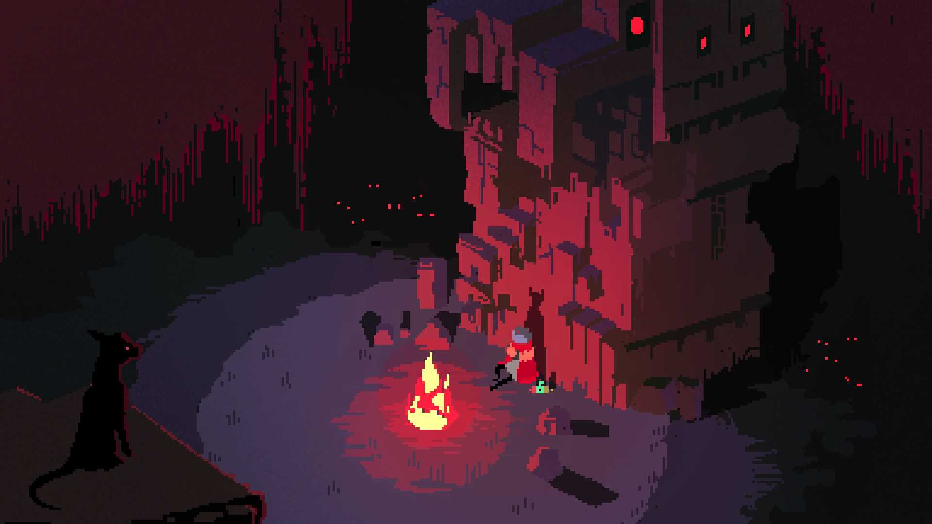 Hyper Light Drifter Review Screenshot 1