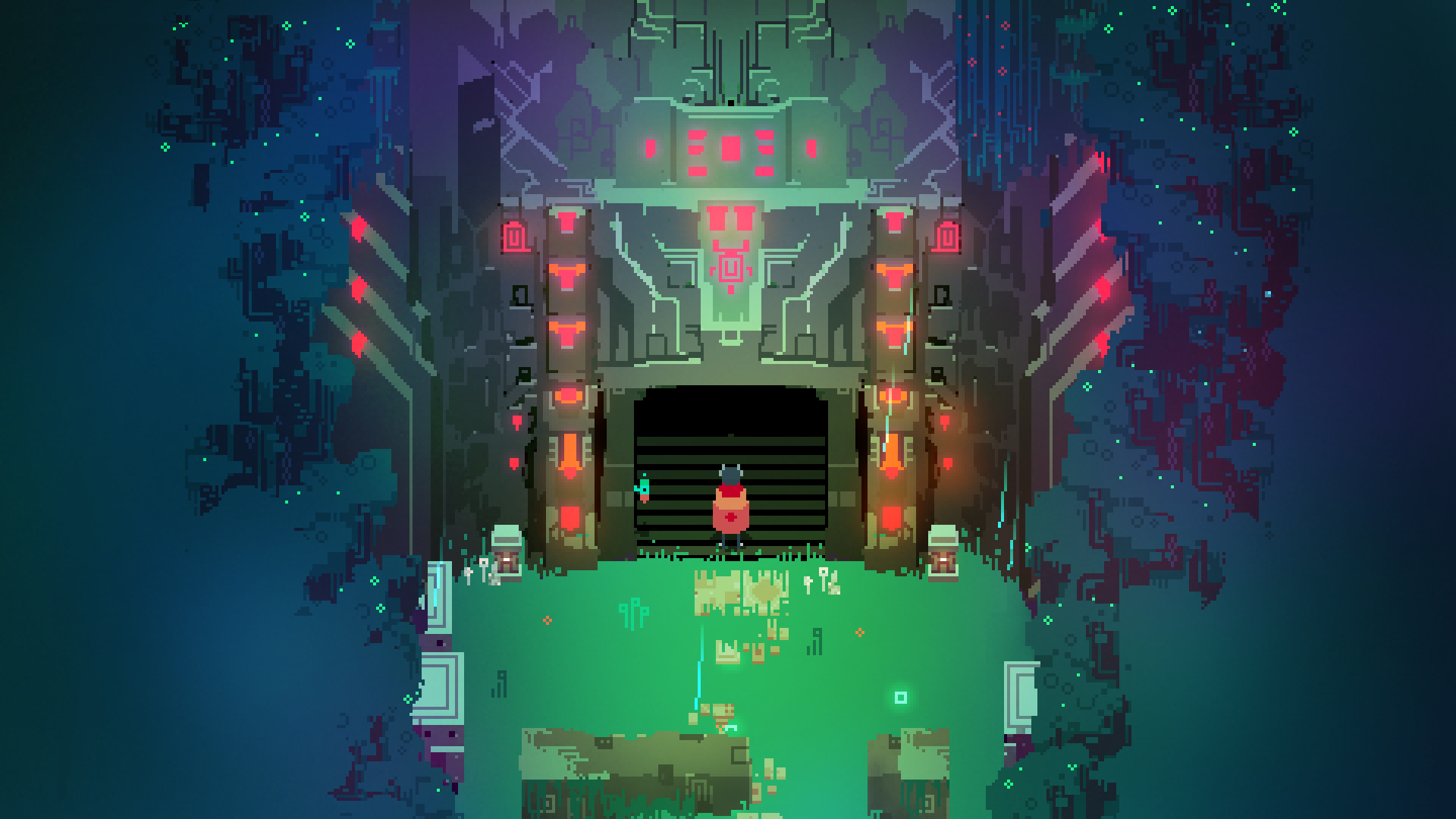 Hyper Light Drifter Review Screenshot 2