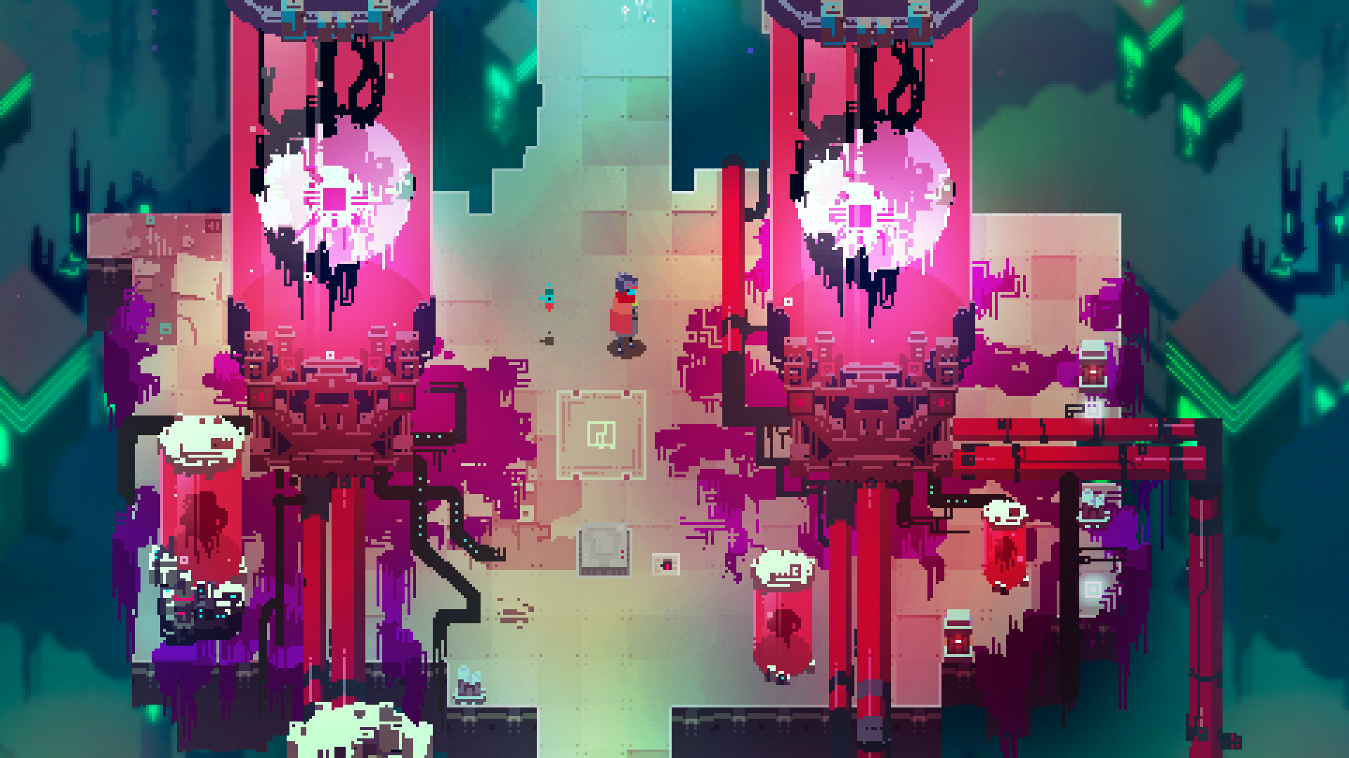 Hyper Light Drifter Review Screenshot 3