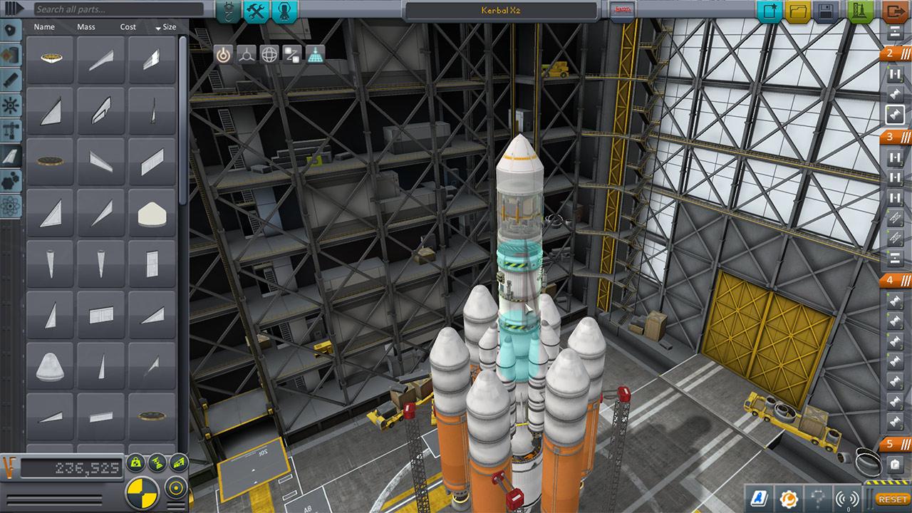 Kerbal Space Program PS4 Review Screenshot 1
