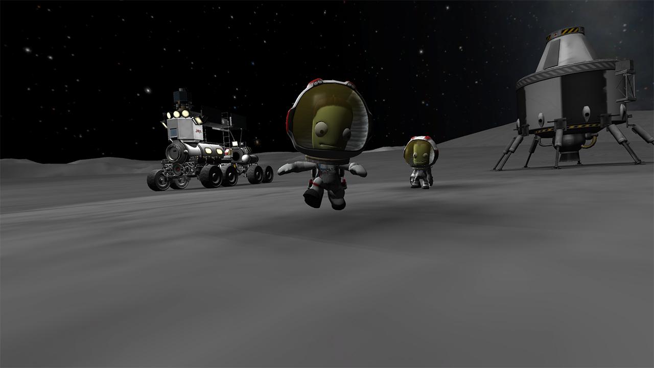 Kerbal Space Program PS4 Review Screenshot 2
