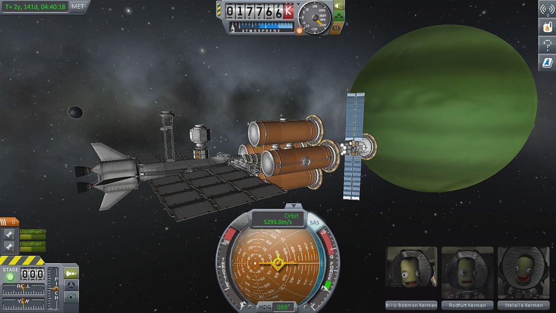 Kerbal Space Program Xbox One Review Screenshot 3
