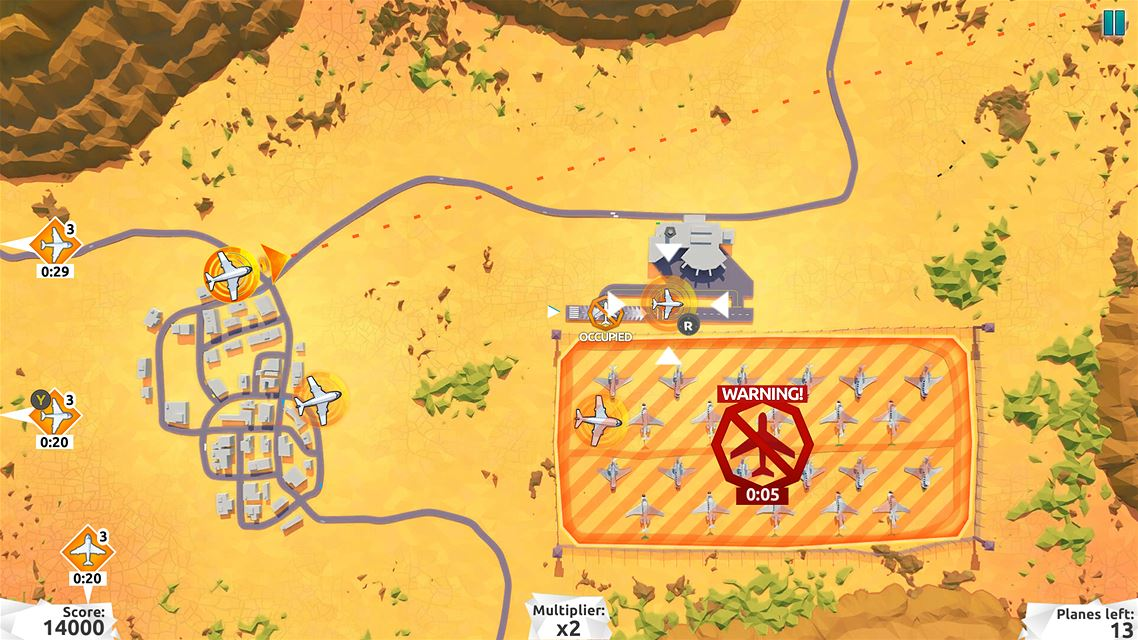 Land It! Xbox One Review Screenshot 2