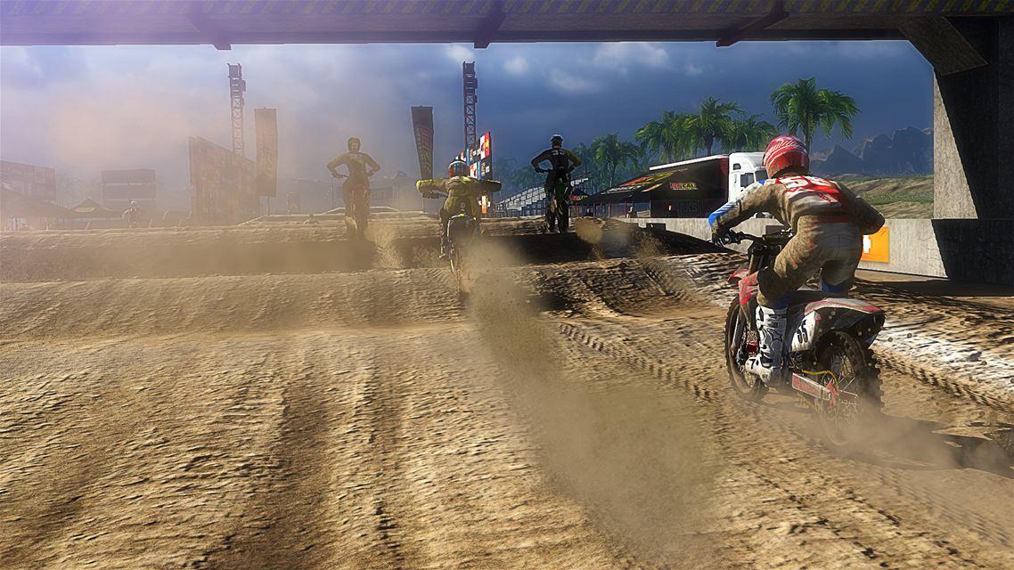 MX vs ATV Supercross Encore Review Screenshot 1