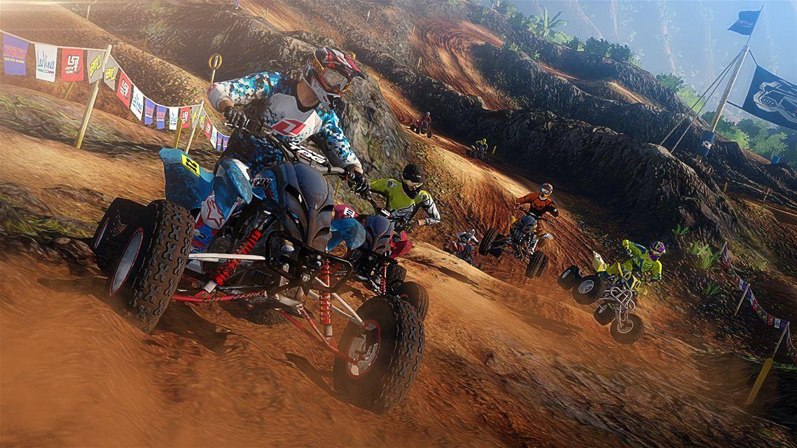MX vs ATV Supercross Encore Review Screenshot 3