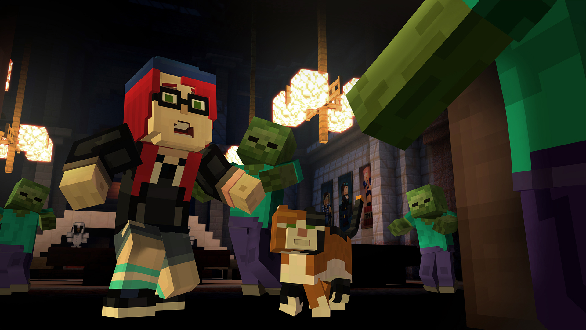 episode 7 minecraft story mode