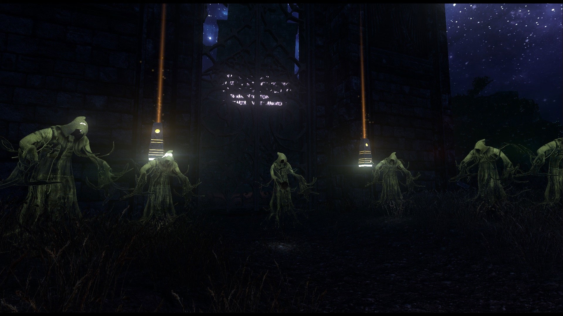 N.E.R.O.- Nothing Ever Remains Review Screenshot 2