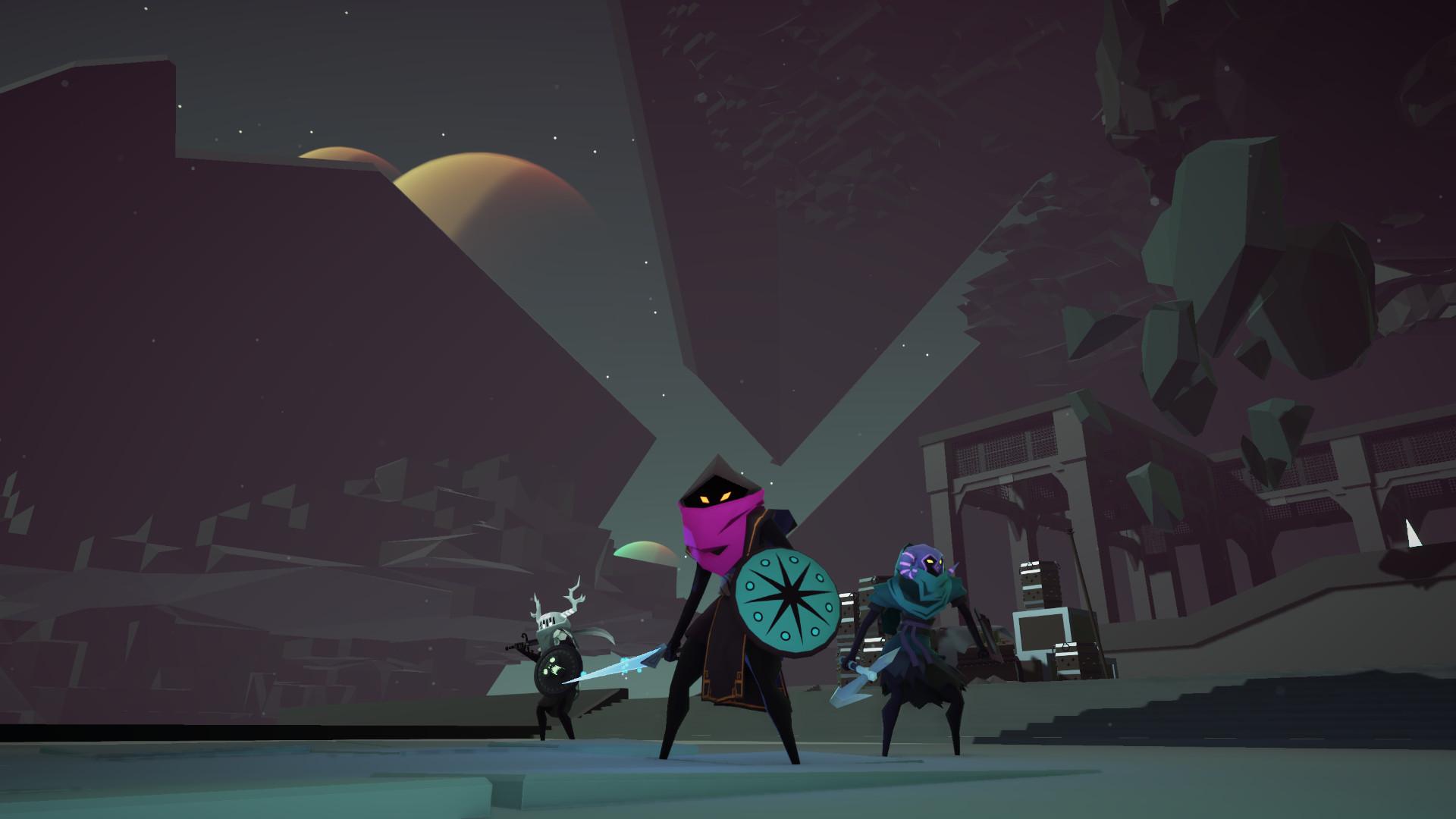 NECROPOLIS A Diabolical Dungeon Delve Review Screenshot 1