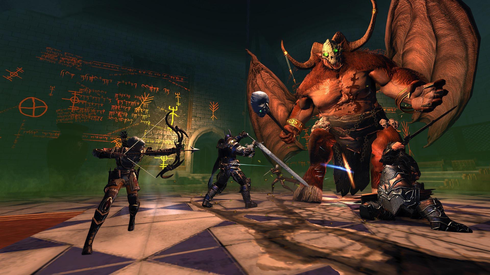 Neverwinter Onyx Head Start Pack Review Screenshot 1