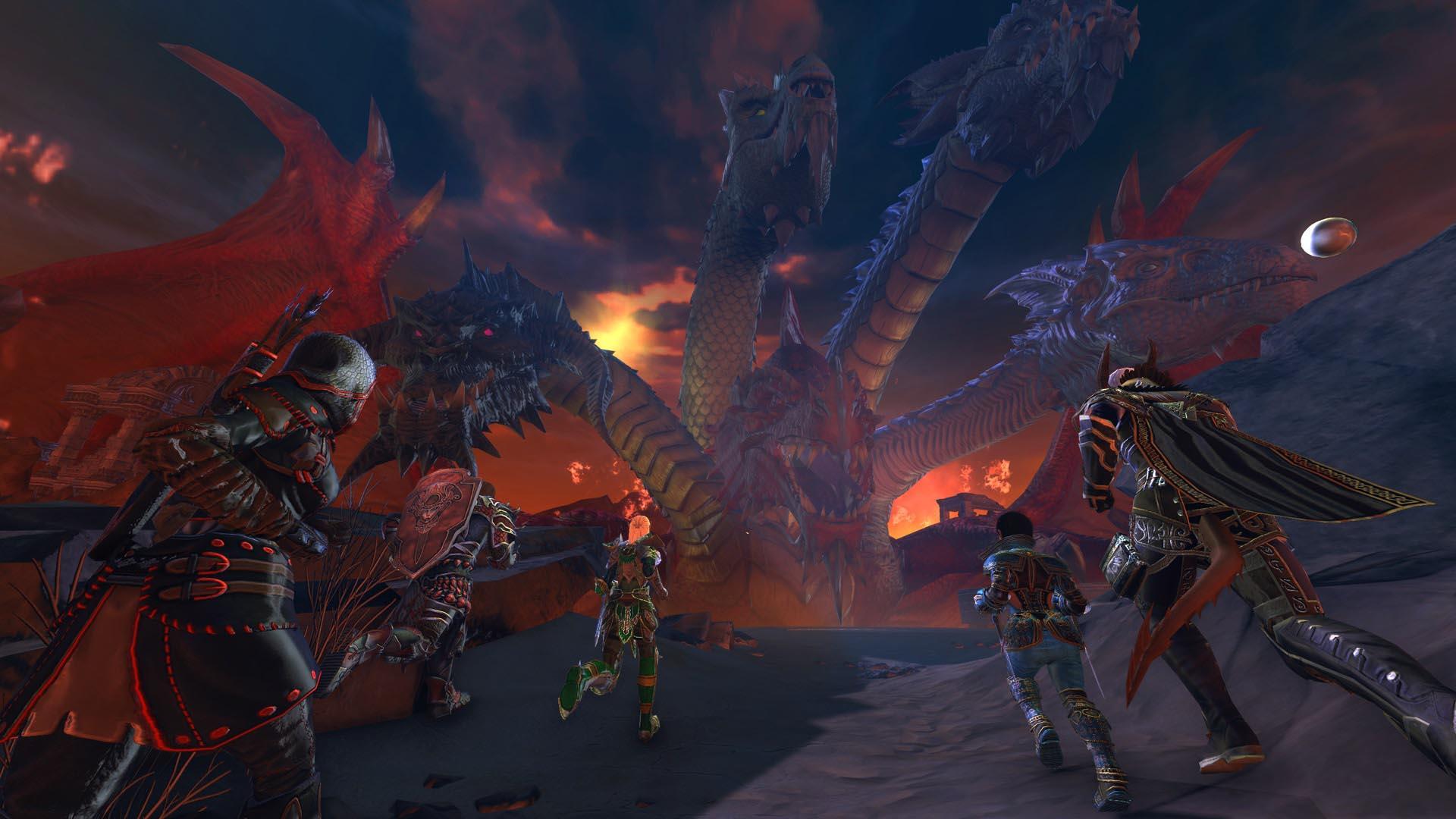 Neverwinter Onyx Head Start Pack Review Screenshot 2