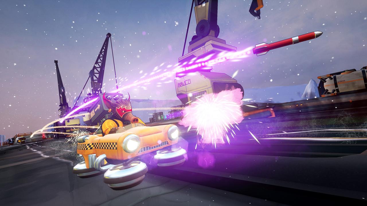 Obliterators Review Screenshot 1