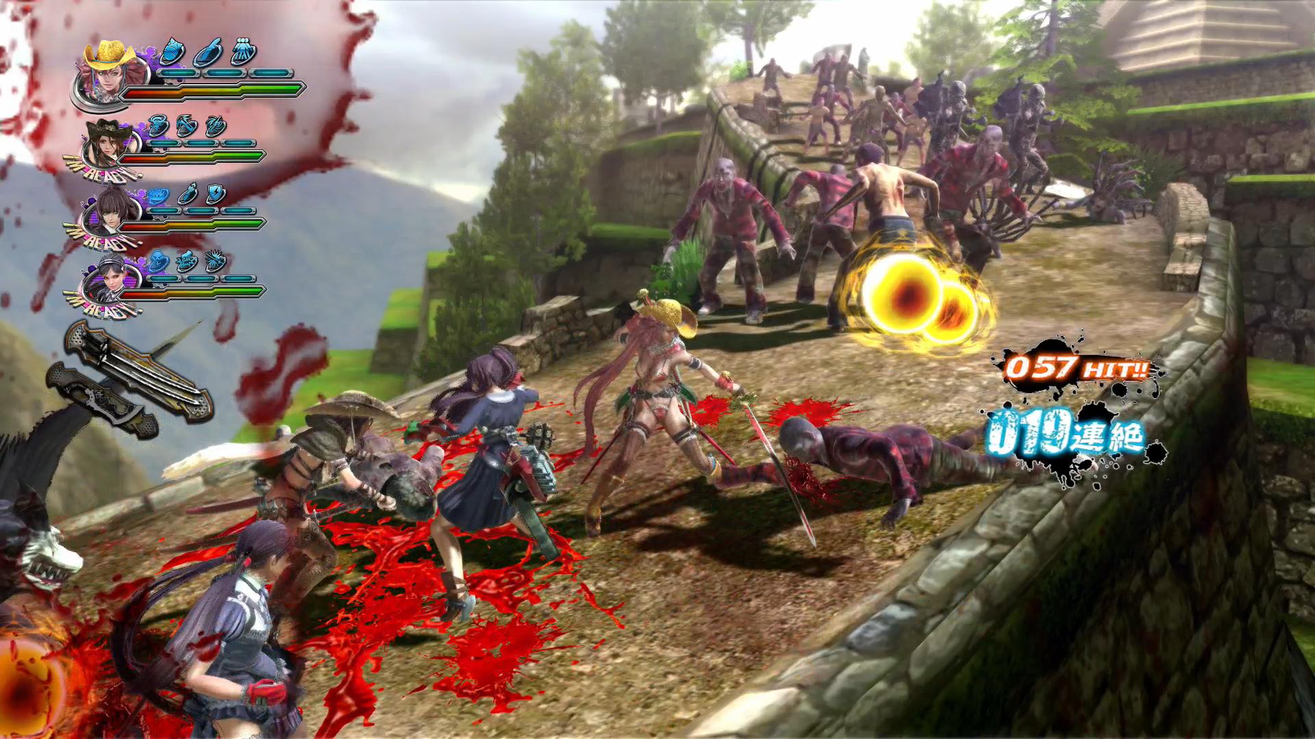 Onechanbara Z2- Chaos Review Screenshot 1