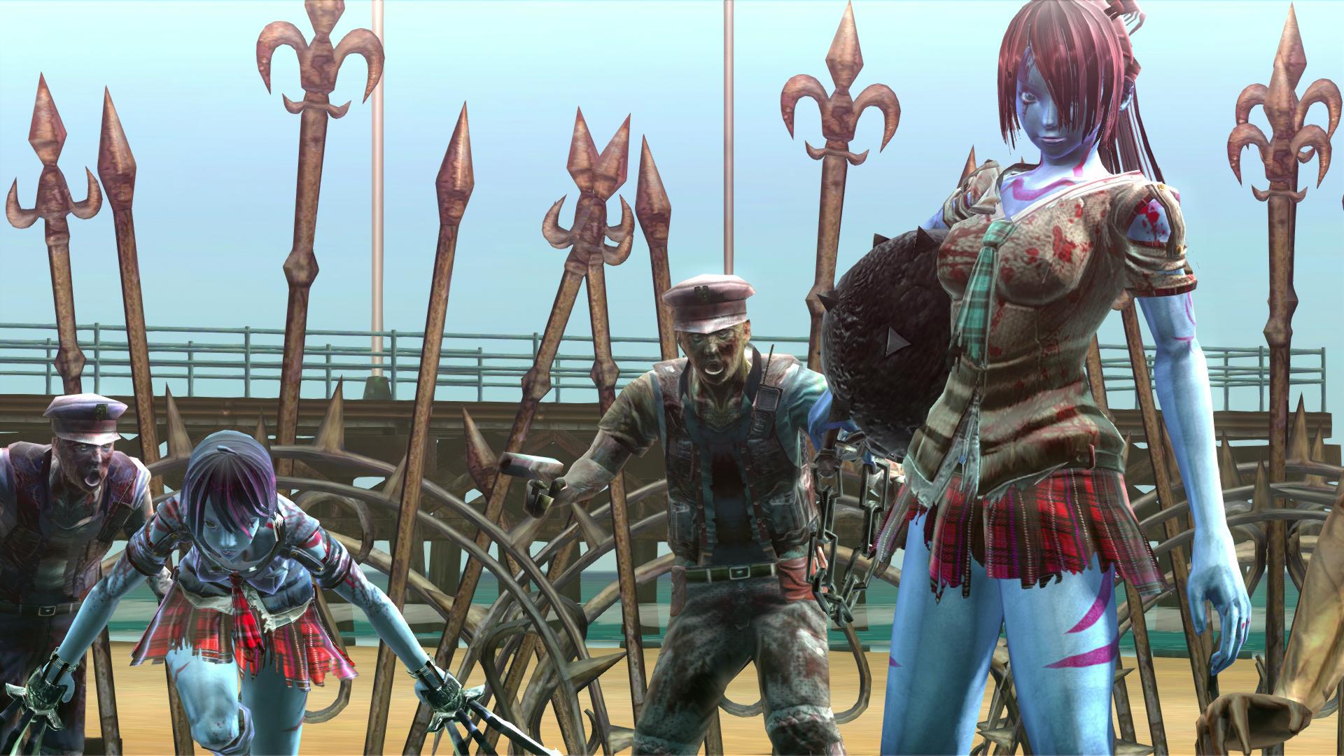 Onechanbara Z2- Chaos Review Screenshot 2