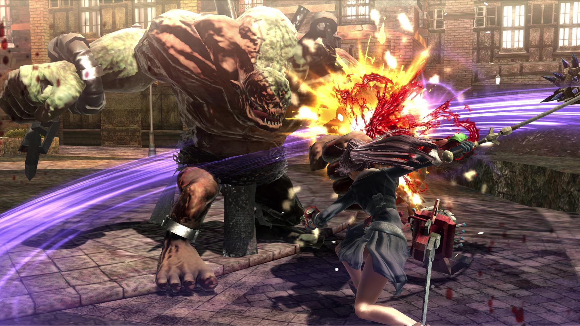 Onechanbara Z2- Chaos Review Screenshot 3