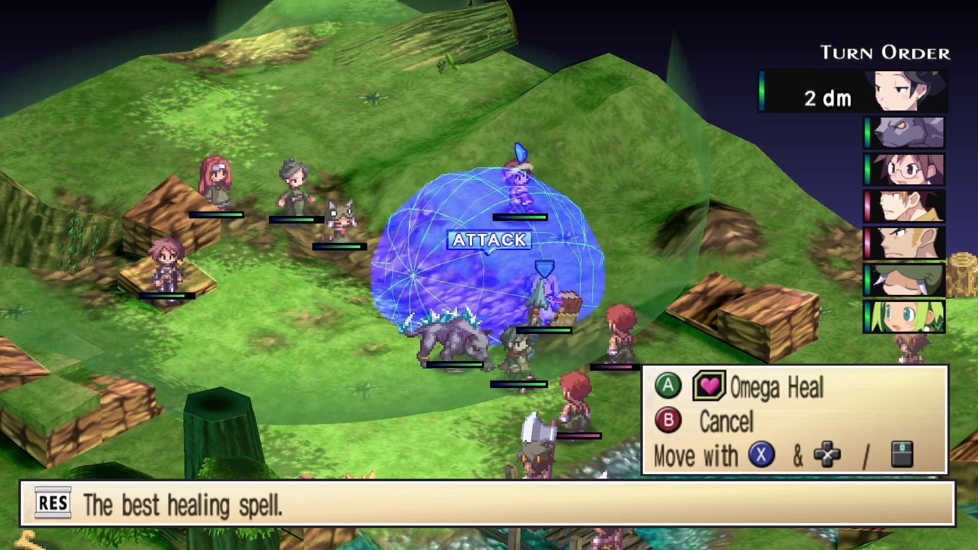 Phantom Brave Review Screenshot 3