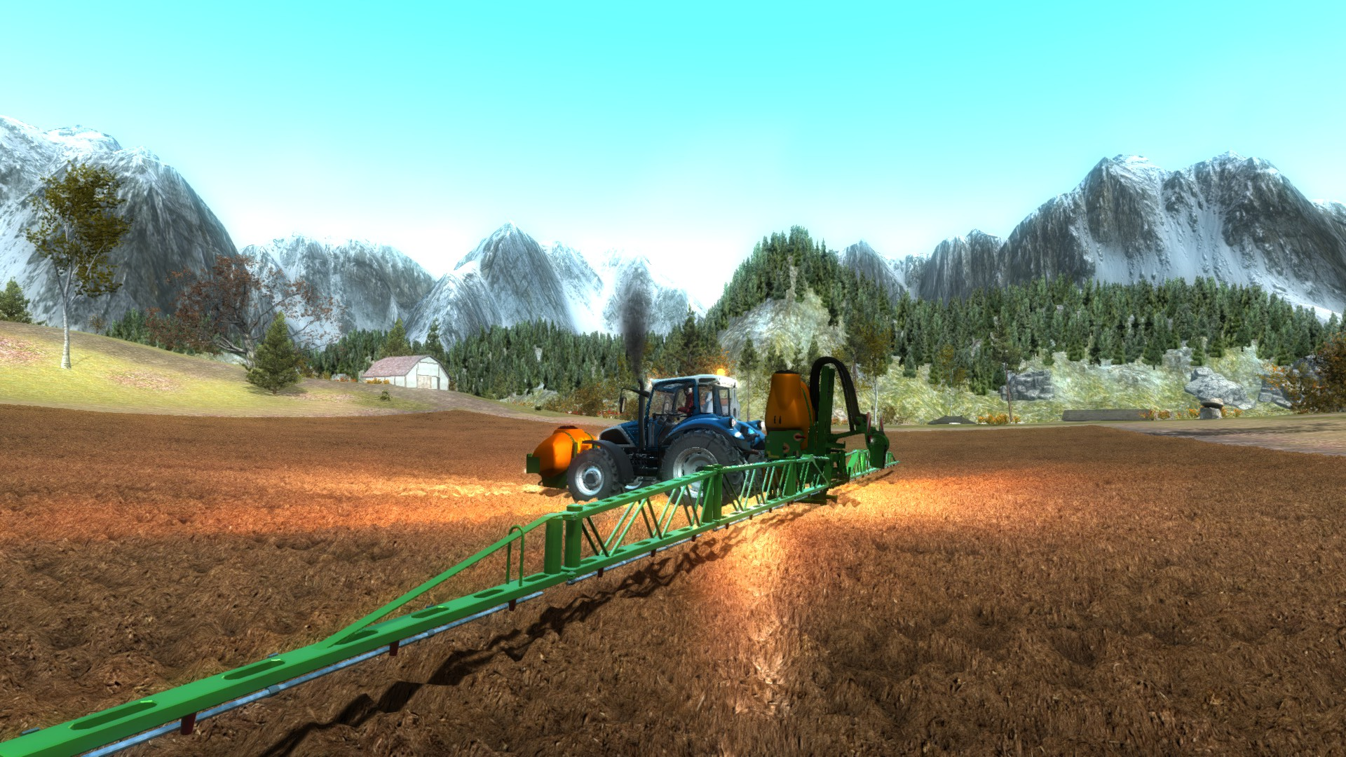 Professional Farmer 2017 Review Screenshot 3