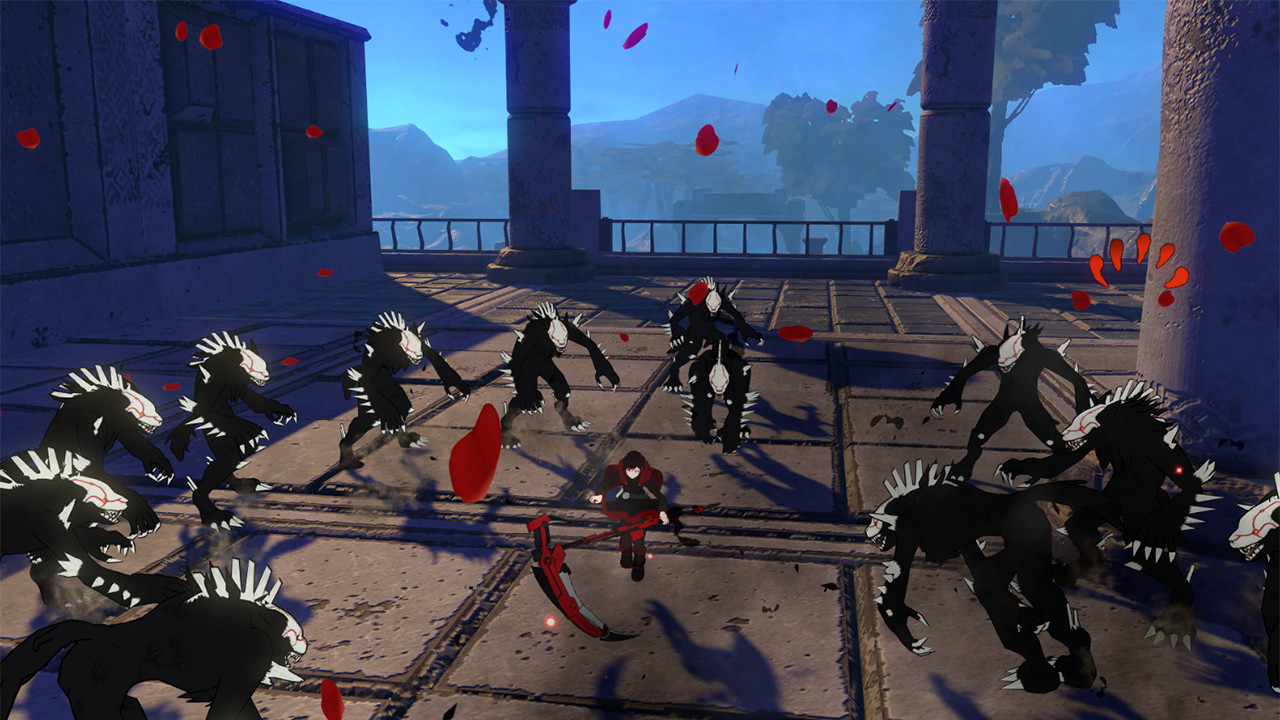 RWBY Grimm Eclipse Review Screenshot 1