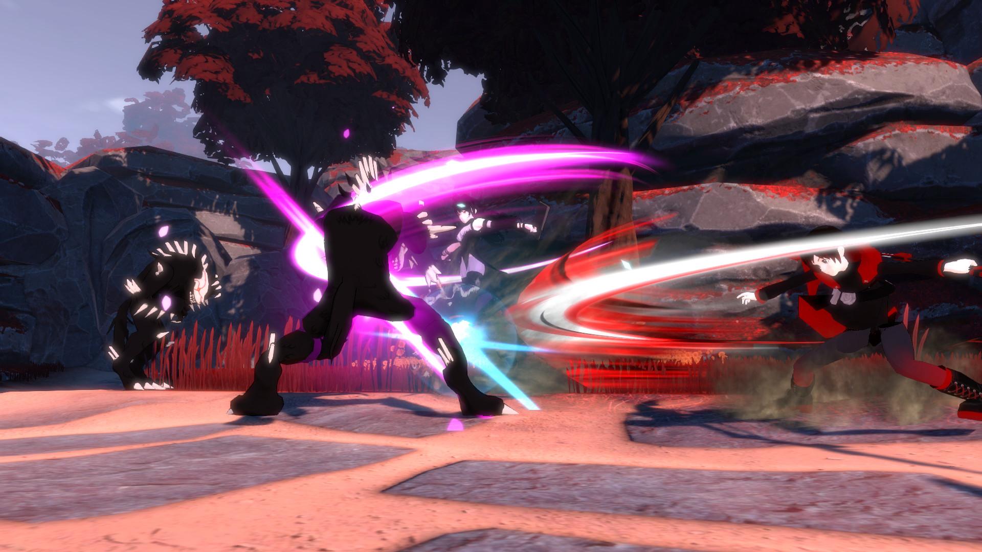 RWBY Grimm Eclipse Review Screenshot 2