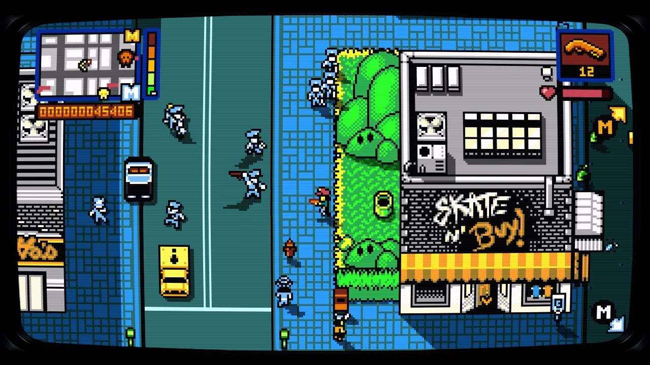 Retro City Rampage DX Review Screenshot 1