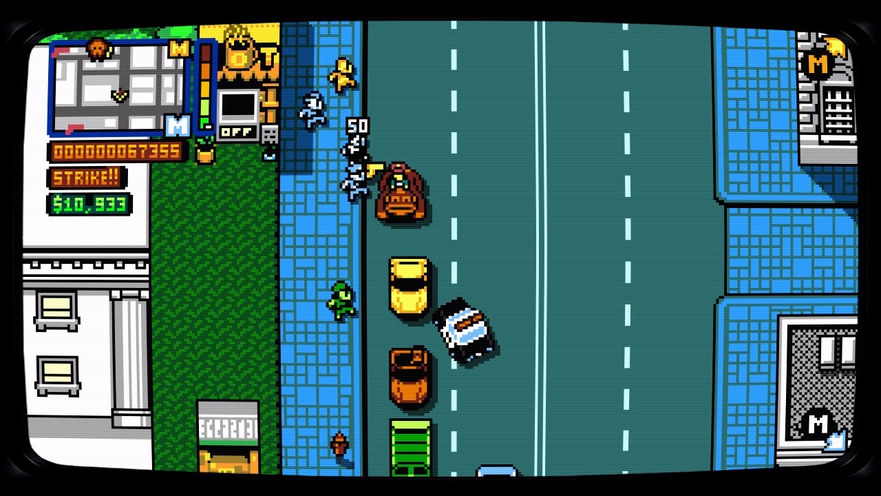 Retro City Rampage DX Review Screenshot 3
