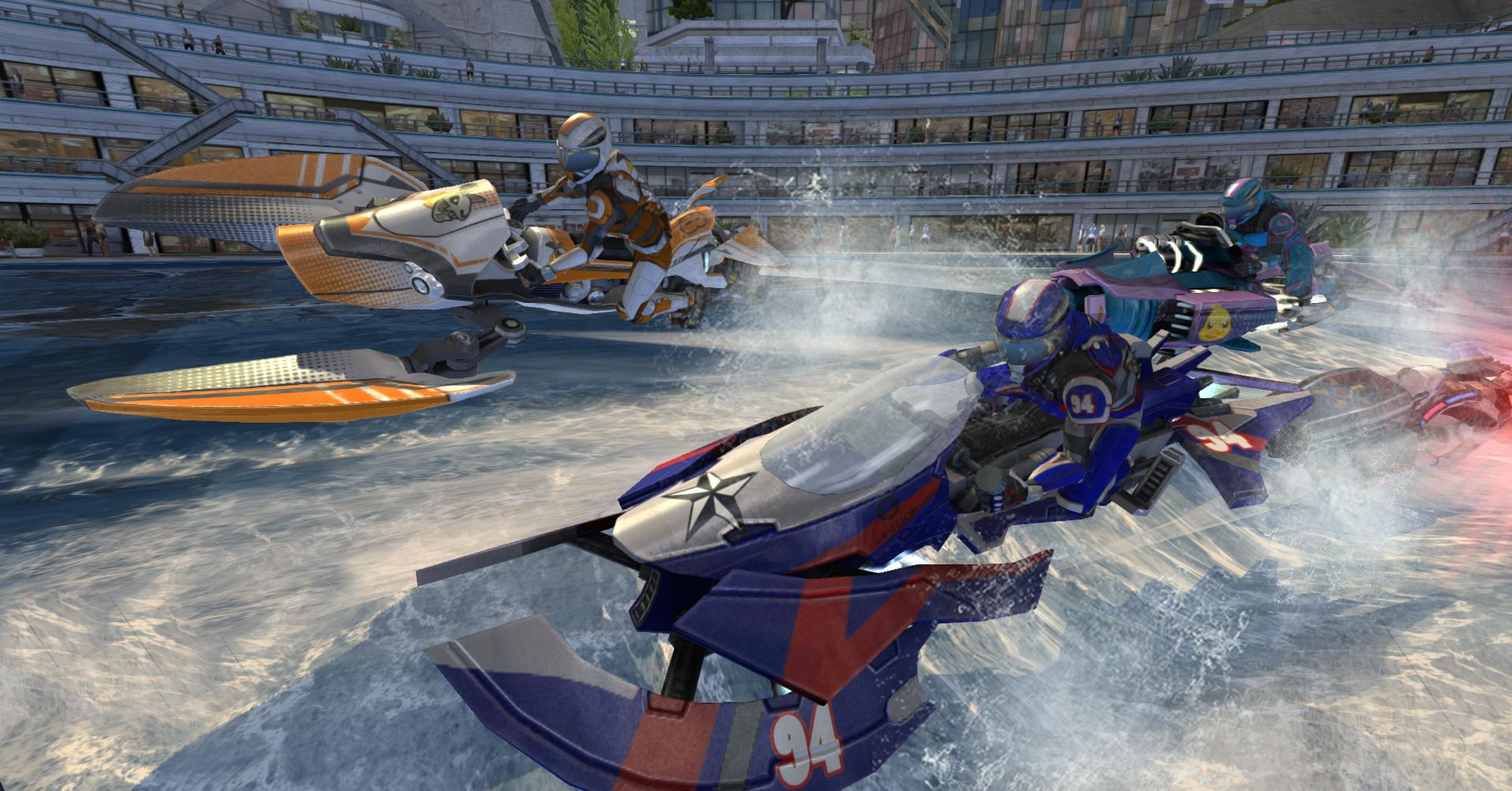 Riptide GP Renegade Review Screenshot 1